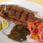 Recipe of the Week: Grilled Tilapia!
