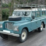 LandRover Series III, listed as one of Kenya's top 10 most iconic cars. Agree?