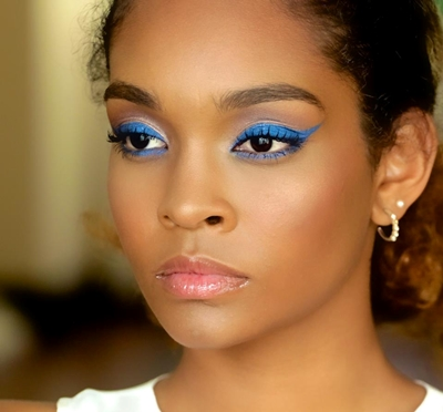 Makeup That Works For You Flawless Makeup For Dark Skin Featuring Bellesa Africa A HOW TO