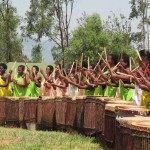 "Sweet Dreams Are Made Of This: Meet ""Ingoma Nshya"" the Countries First and Only Women's Drumming Troupe"