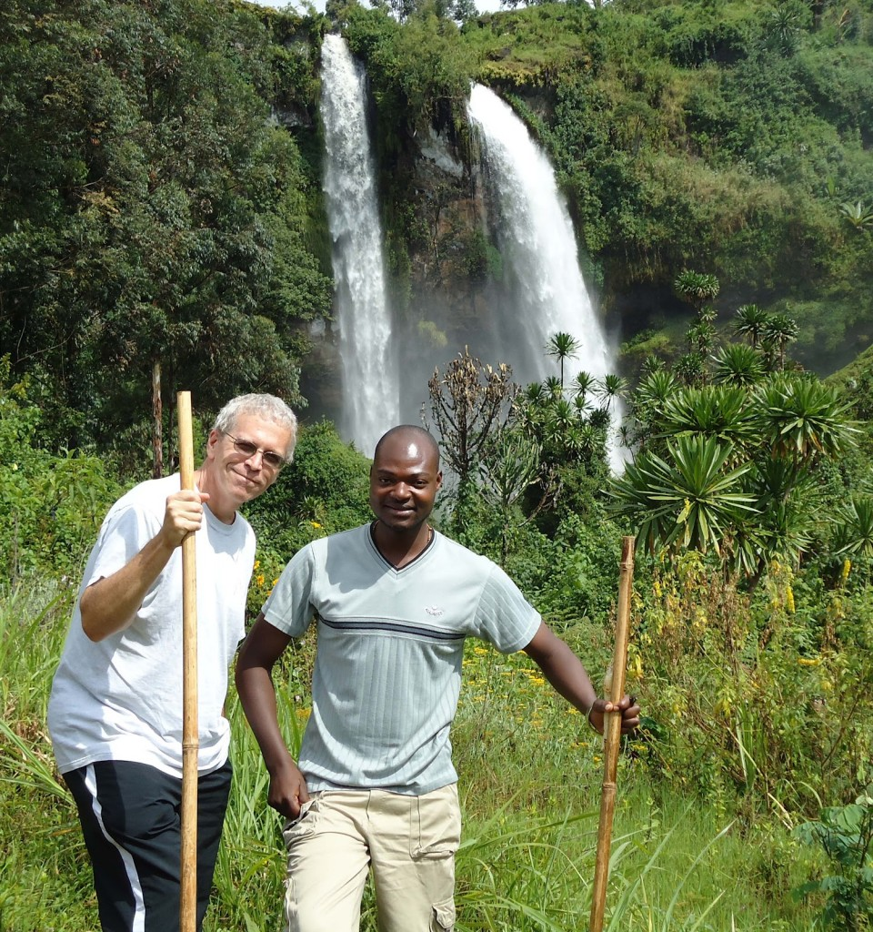 'The Ultimate is Sipi Falls, Mbale, Uganda.'    [VIDEO+TEXT]