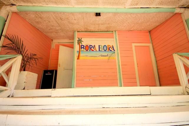 Bora Entrance