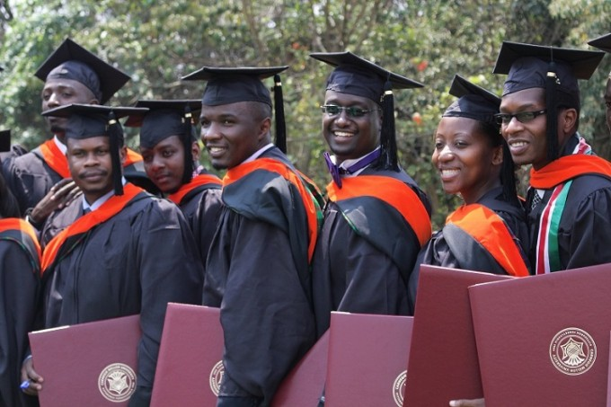 Carnegie Mellon University Rwanda Graduates First Class