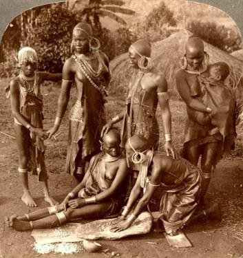Kikuyu tribe marriage traditions around the world