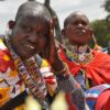 FGM-Maasai women during the meeting.