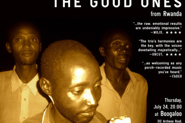 Rwandan Trio The Good Ones To Perform At WOMAD Festival