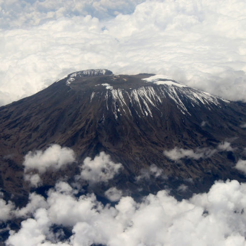 The Hiking Trails Of Mount Kilimanjaro