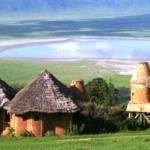 Sleep In Eden At The Ngorongoro Crater Lodge