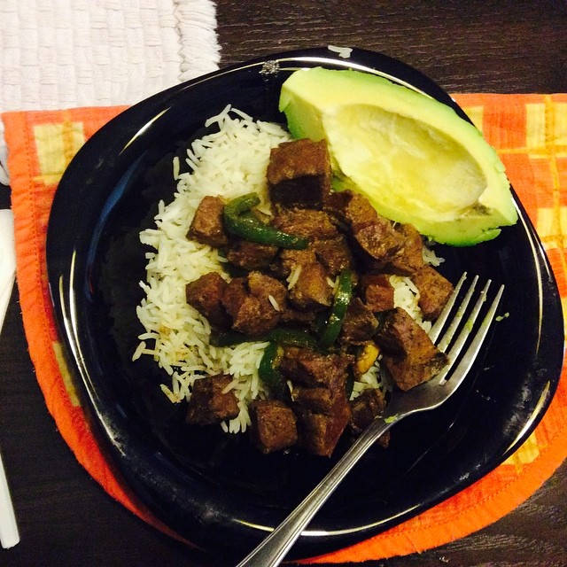 Wendy:Rice Fried Liver