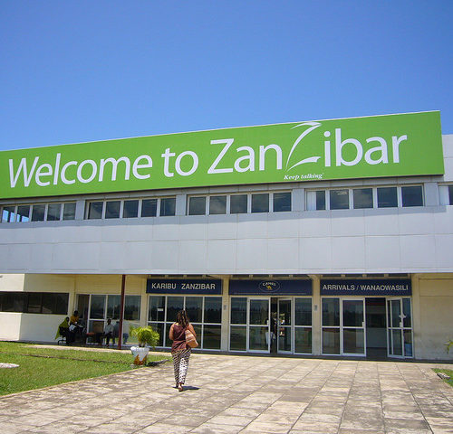 welcome to zanzibar