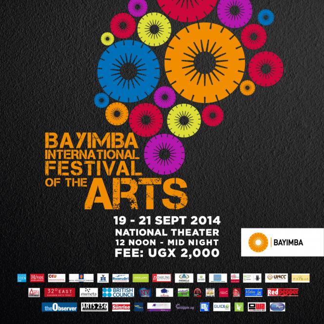THE 2014 BAYIMBA INTERNATIONAL FESTIVAL OF ARTS: