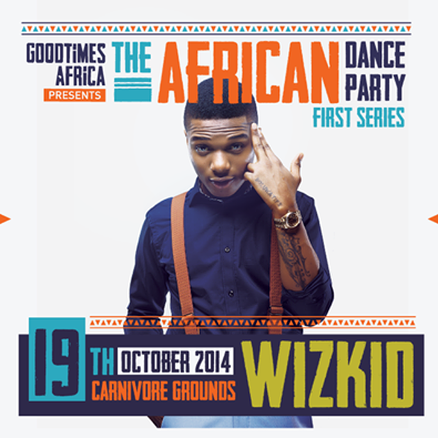 BNWINE GOODTIMES FEST WIZ KID CANI OCT