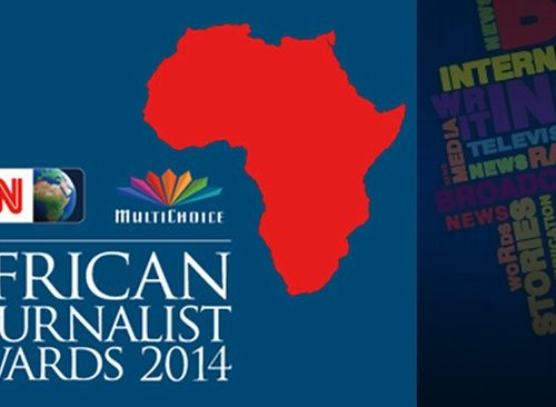 2014 CNN Multichoice African Journalist Award Winners