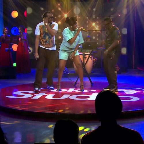 Navio, Waje, Silvastone Perform At Coke Studio Africa