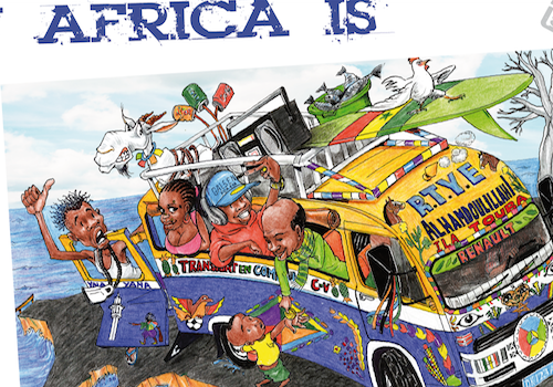 'My Africa Is' Taking You Across The Continent