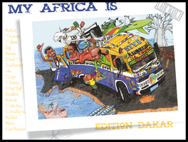 'My Africa Is: Dakar Edition' Premiering In Los Angeles