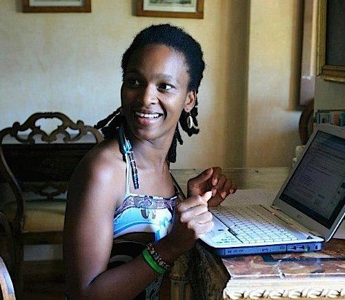 Nigeria's Inspirational Author and Activist Chika Unigwe