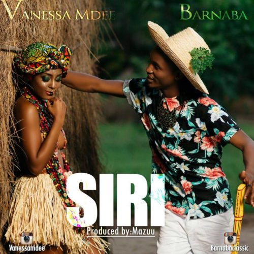 Swahili Music: Vanessa Mdee and Barnaba – SIRI