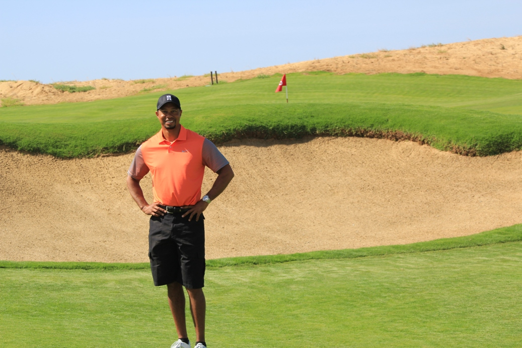 Tiger Woods Design To Create Golf Course For Akoya Oxygen