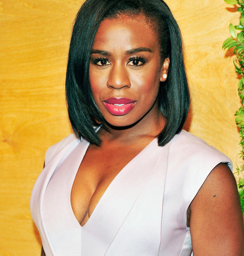 Uzo Aduba portrait photo