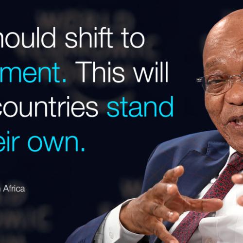 Davos 2015: Restoring Faith in Africa