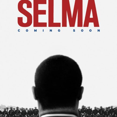 Selma movie poster