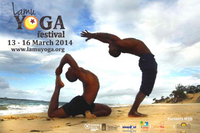 The Lamu Yoga Festival