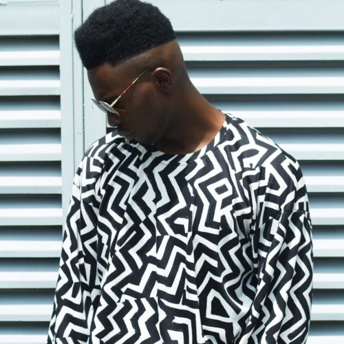 JOY RIDE // Nigerian Menswear Brand Tzar Creates Geometric Art on Clothing