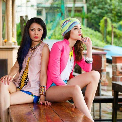 Maisha: The Cultural Mash-Up You Can Wear
