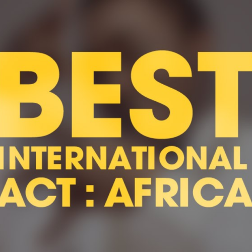 BET Awards Nominations 2015 — Best International Act